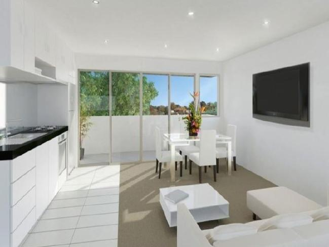 A look inside one of the apartments that is part of the C24 development. Picture: realestate.com.auSource:Supplied