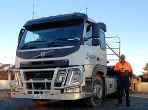 Tassie Truckin': Stephen Sheppert