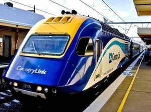 New regional train fleet on track