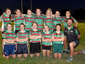 How the Seagulls' juniors girls team had to fight for every success