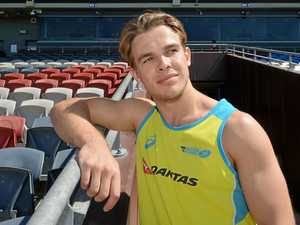 Meet the Aussie hunk too hot for rugby