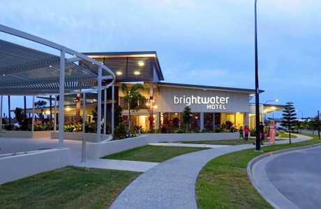 Brightwater Hotel.