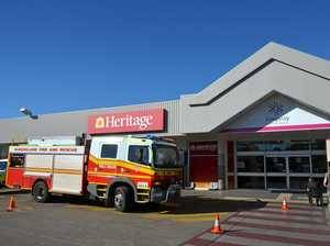 UPDATE: Kingaroy Shoppingworld re-opens after gas leak