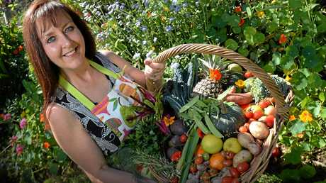 The green-thumb is passionate about sharing her knowledge of how to grow your own food no matter where you live.