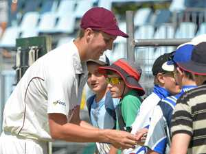 Cricket fans can meet Qld stars in Toowoomba