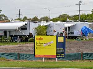 Caravan park's 80 residents one step closer to homelessness