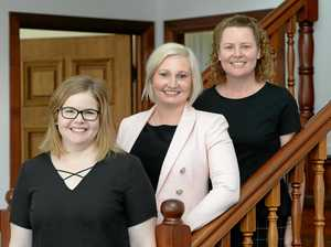Legally bold: Rocky's new all-female firm fulfils dream