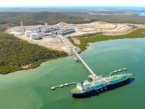 Gas giant's Curtis Island venture takes $1 billion hit