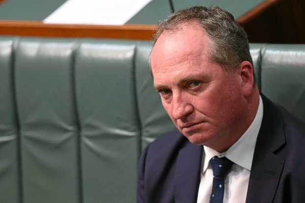Australian Newspapers Can't Stop Making Kiwi Jokes About Barnaby Joyce