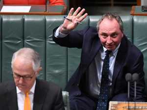 Barnaby no longer a Kiwi