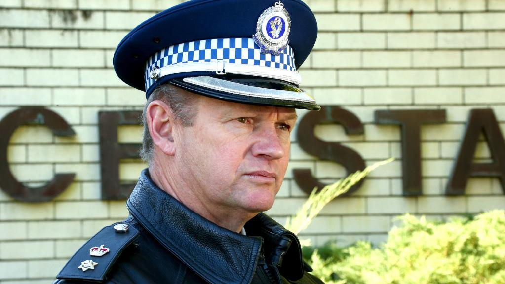 Tweed Byron Local Area Command Detective Superintendent Wayne Starling said the crash would have been a confronting sight for first responders and locals. Picture: Mike Batterham.