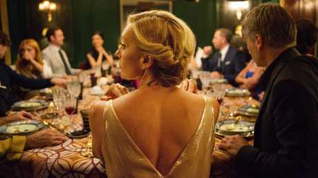 Toni Collette in a scene from the movie Madame.