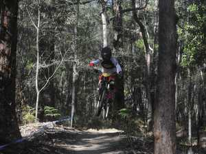 GALLERY: Mountain biking action