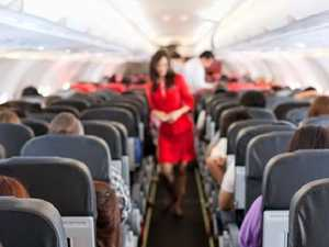 US flight crew go viral with 'toilet paper race'