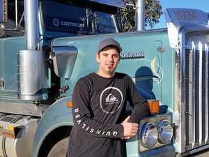 Truckin' the Border: Michael Csorba