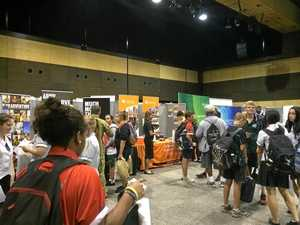 Expo to help you discover your career