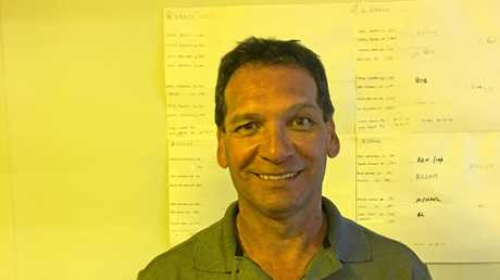 Eddie Ramsamy scored his second ever Hole in One on the 18th at Black Springs Golf Course in the Men's single stableford on Saturday.