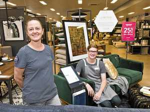 Time to style your home; furniture store reopens in city