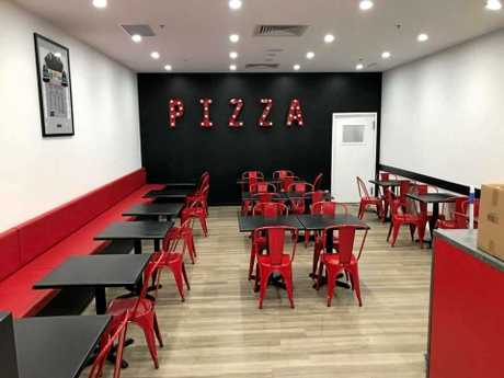 DELISH: Ma's Pizza Kitchen opened the doors to their brand new diner yesterday.