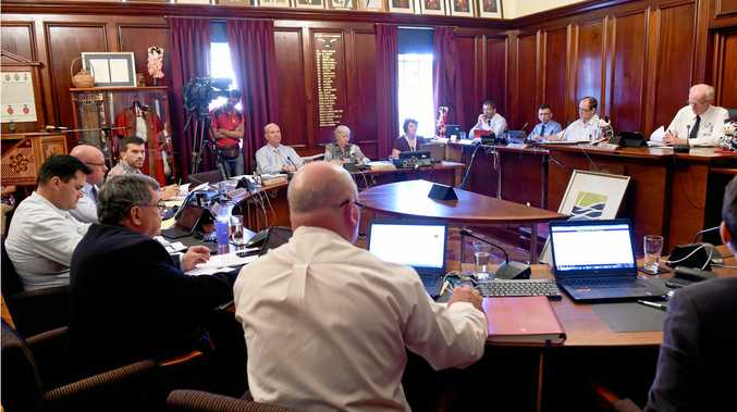 Fraser Coast Regional Council meeting, Maryborough Chambers -
