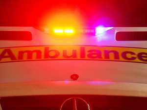 Coast emergency crews rush to car roll-over