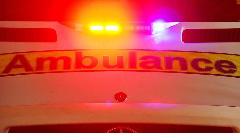 Emergency crews are rushing to a crash on the Bruce Highway.