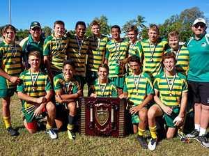 Regional schoolboys share in superb state title effort