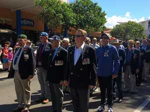 Mudjimba salutes Vietnam Veterans