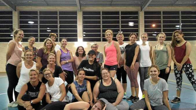 MS DANCE: Dance classes have kicked off in Peregian with an aim of helping women improve confidence and fitness.