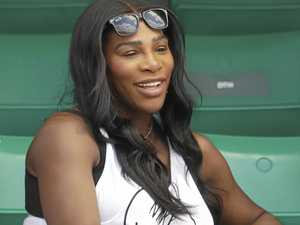 Serena feeling 'new power' during pregnancy