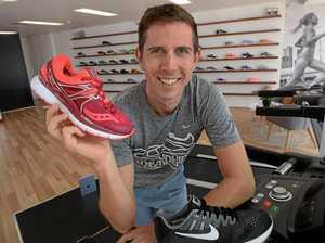 New Coast shoe store hits the ground running
