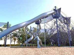 Pialba adventure playground gets tick from council