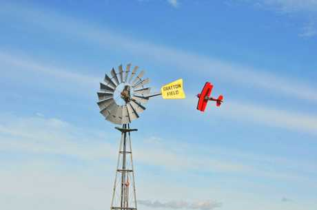 FLY IN: Head to Gratton Airfield this weekend to catch model aircraft in action.