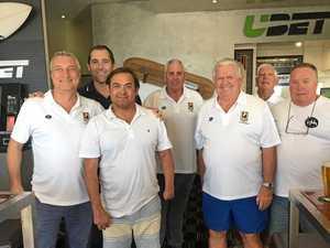 Men of League lending a helping hand