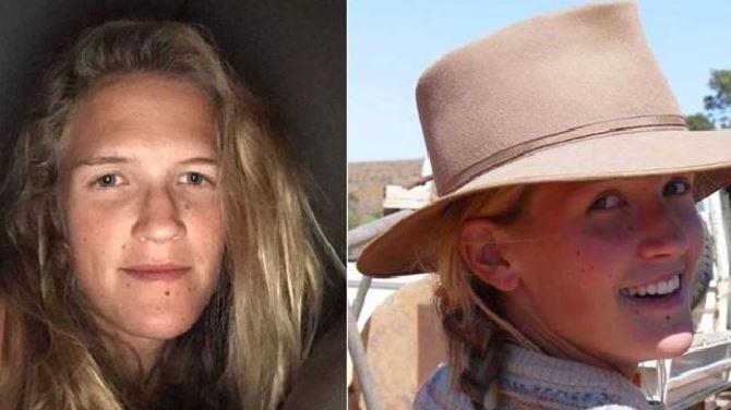 Police believe Tanja Ebert, 23, was murdered.