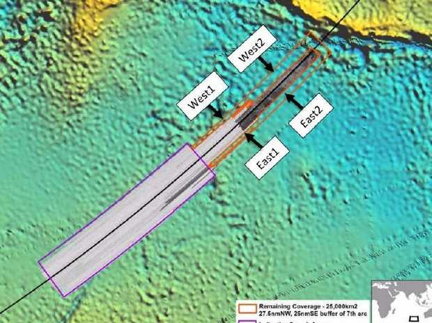 MH370: new images may confirm area where plane went missing