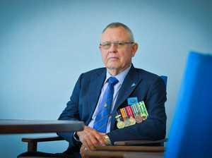 Vietnam veteran talks