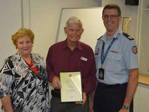 LAC members retire