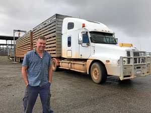 WA's friendliest truck driver