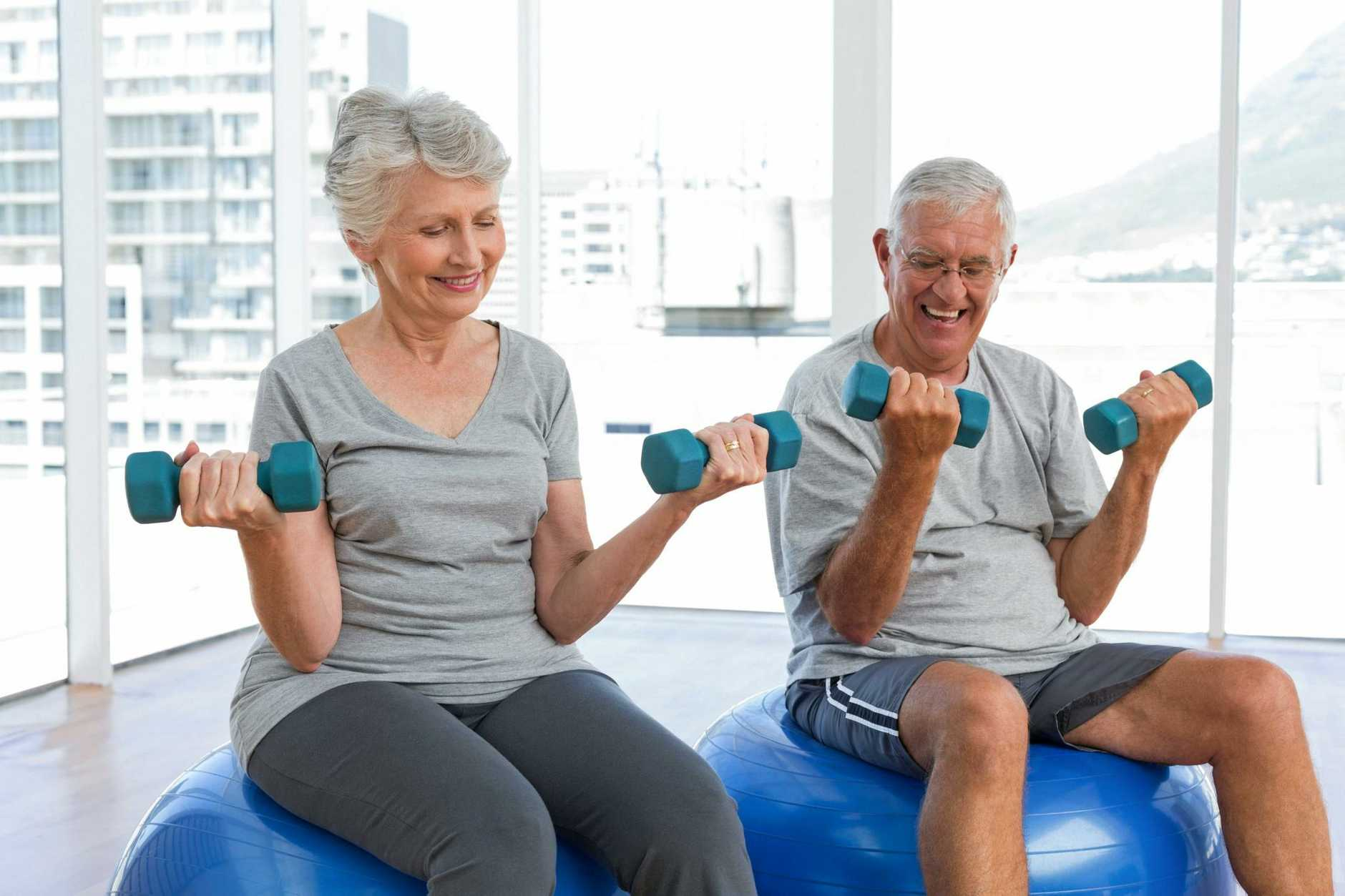 Physical and mental exercise have been shown to fight the onset of dementia.