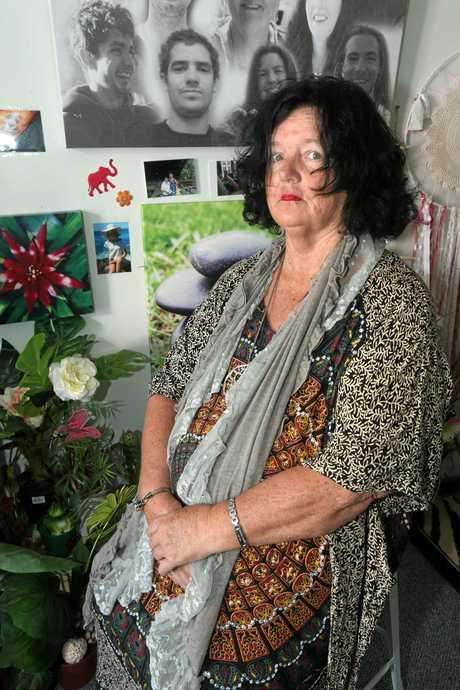 Christine Karanges has early on-set dementia.