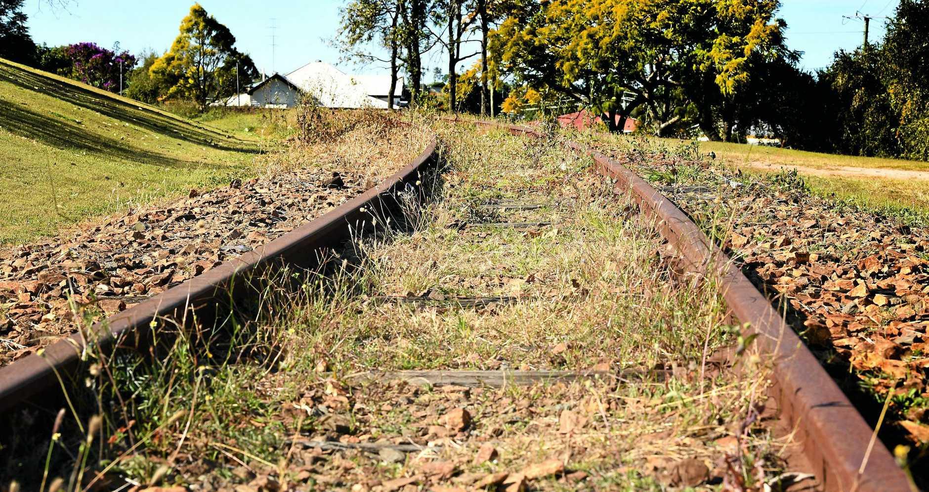 Need for new railway sleepers.