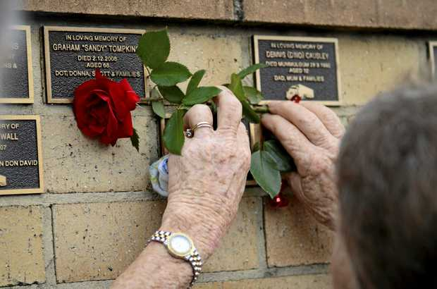 REMEMBRANCE: Loved ones and fellow truck drivers will come from as far as Sydney and Queensland to remember those who have lost their lives on the roads at the Grafton Truck Drivers Social Club Memorial Wall Service on Saturday.