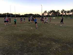 Mackay's rugby girls 'putting the boys to shame'