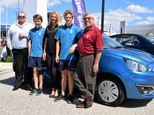 How this lucky woman turned $10 into a new car