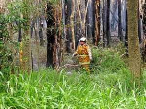 Hazard burn plan vital