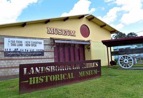 Landsborough Museum.