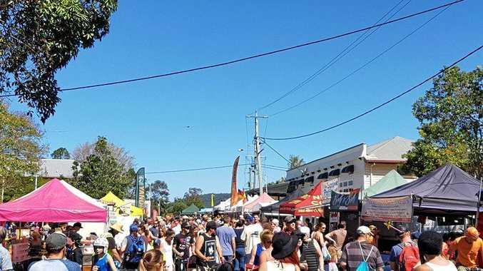 STREET FAIR: The Yandina Street Fair is celebrating its 40th year in 2017.