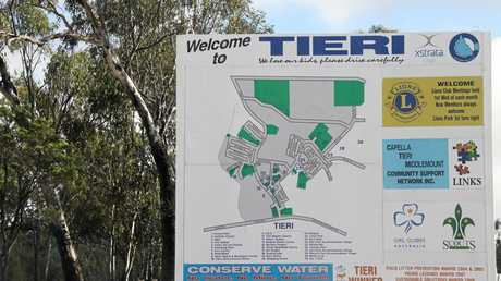 TIERI: 150 jobs are set to be cut from the Oaky North mine.  Photo Kelly Butterworth / CQ News