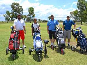 OUT AND ABOUT: Chinchilla Golf Club is hosting its annual open day this weekend.